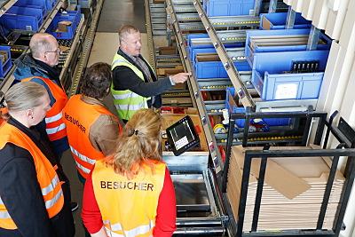 Gebr. Heinemann, Betreiber der Duty Free Shops an Deutschen Flughäfen, zeigte im vergangenen Jahr die Facetten der Handelslogistik.