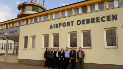 Vorschaubild: Debrecen International Airport